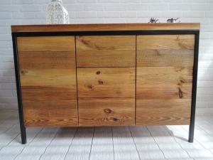 meble en vieux bois sur mesure