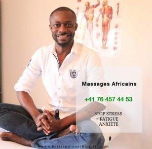 MASSAGE RELAXANT AFRICAIN