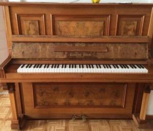 Magnifique piano droit !