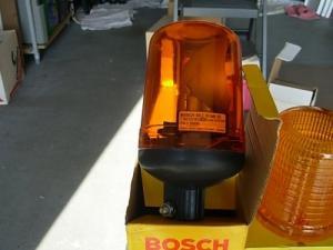 Feux tournants de 12 Volts, Bosch,Neufs