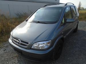 Opel Zafira 2.2 TD 2005 7 Places 245.000 Km 1.900.- EXP
