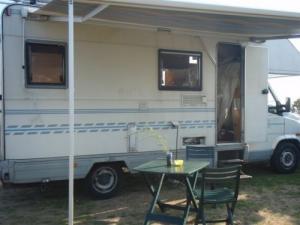 camping-car fiat ducato TD