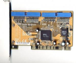 Carte contrôleur Iwill Side-RAID 100