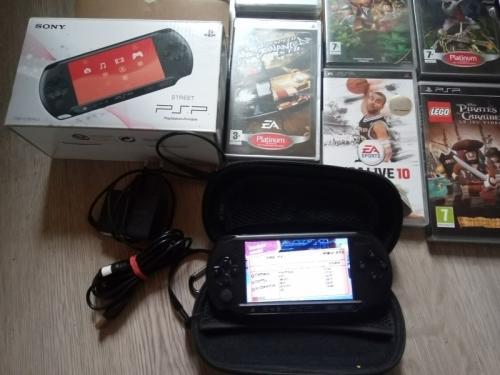 PSP 17 jeux