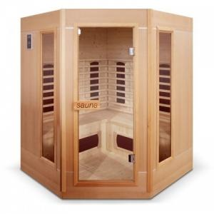 Sauna Infrarouge 3 A 4 Places - ETHIS