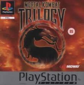 Mortal Kombat Trilogy sur Playstation