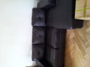 canape d angle noir
