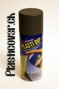 Plasticover - Plastidip Gris mat - spra