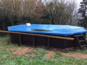piscine sans sol