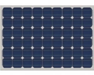 Panneau solaire monocristallin 130W neuf