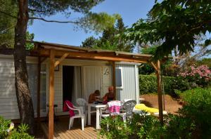 Vacances en chalet et mobil-home Sud de la France -Cap d'Agde