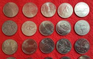 34 pieces de Portugal
