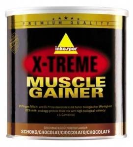 Gainer : Muscle Gainer X-treme inko 500g