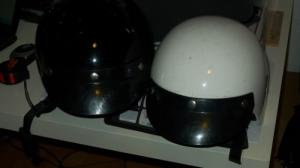 Vends 2 casques motos