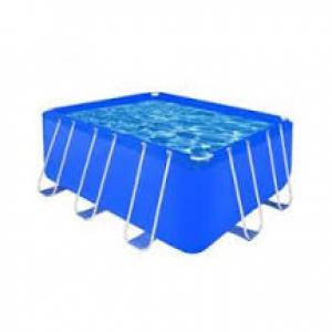 A vendre piscine 400x207x122 cm avec pompe de filtration