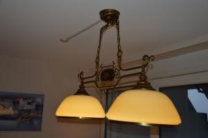 Lampe billard