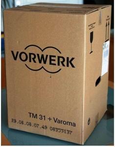 Thermomix tm31-2 jamais utilisé