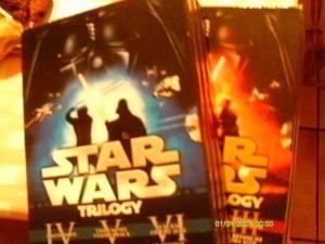 Star Wars Prélogie + Trilogie