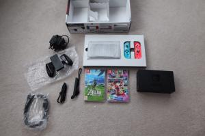 Nintendo Switch 32 Go Console