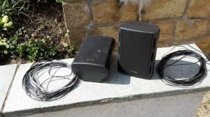 Haut parleurs Toshiba 10 watts
