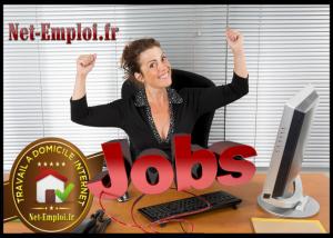 75 Jobs en ligne jusqu'à 80€ Par Jour !