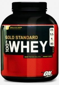 Whey Gold Standard de Optimum Nutrition,