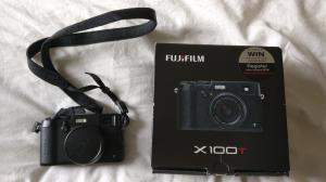 Appareil photo numérique Fujifilm X Series X100T 16.3MP