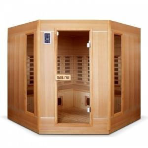Sauna infrarouge 4 A 5 Places - ETHIS GR