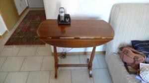 Jolie petite table d