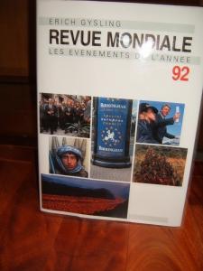 Collection REVUE MONDIALE 1963-1992