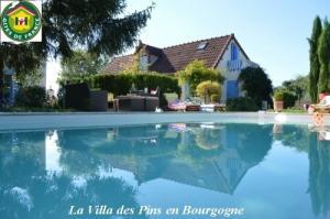 Location maison de vacances avec piscine