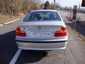 voiture BMW 316 a vendre