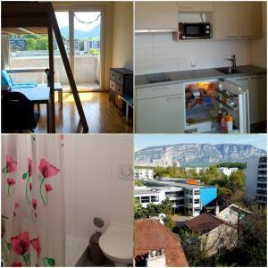Joli studio 1,5 piéces à Genève