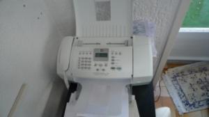 Telephone / Fax / Copieur hp