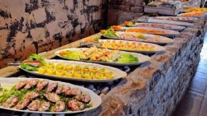 Péruvienne festival de gastronomie à Gen
