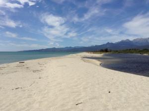 Corse -appartement vue mer - 5mn plage