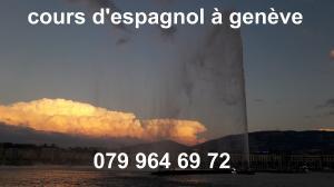 cours espagnol geneve 0799646972, spanischkurs