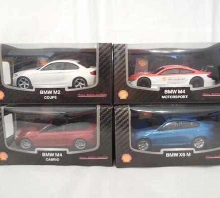 Collection voitures BMW miniatures