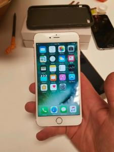 Apple iPhone 6s Plus 128 Go - Rose Gold