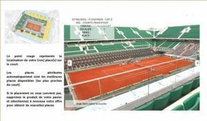 Finales femme/homme Roland Garros 2015