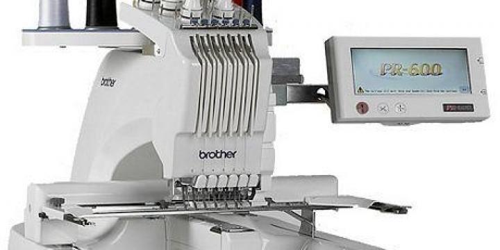 Brodeuse Brother PR 600