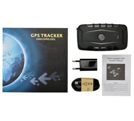 TRACEUR GPS K-209B-3G 120 jours en Stand-by
