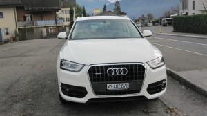 Vends Audi Q3 2.0 TFSI très bon état !