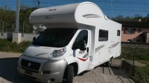 location camping car auvent