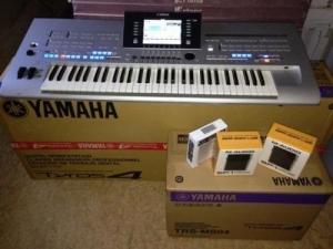 Yamaha Tyros 4 Workstation Arrangeur cla