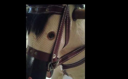 cheval à bascule