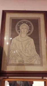 Tableau de Santa Chiara