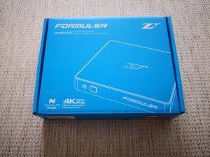 Box Formuler Z 7 + Garantie