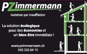 Isolation par insufflation PZ