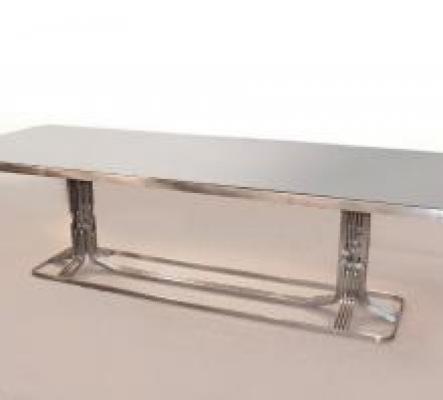 table-sculpture exceptionnelle